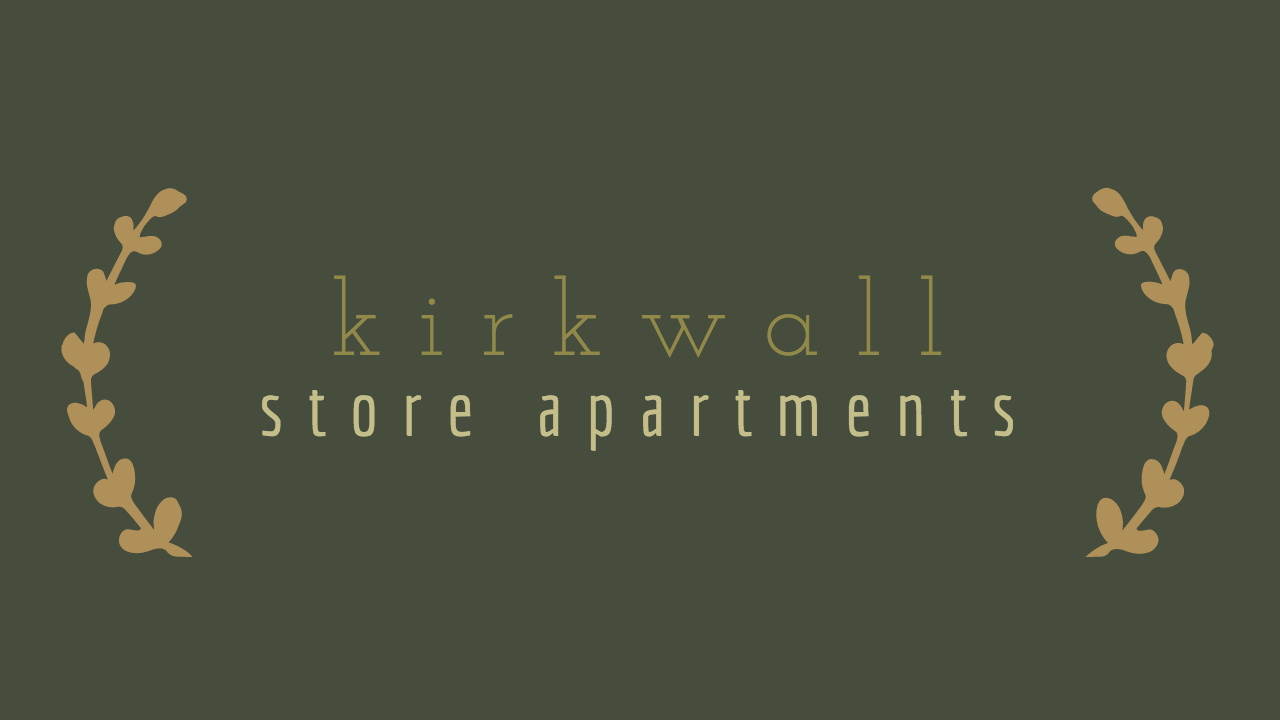 Kirkwall Self-Catering Apartment logo